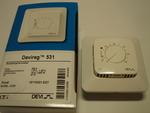 Ostan termostaate Devireg™ 531 (15А) 3450 W.