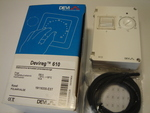 Ostan termostaate Devireg™ 610 (10А) 2300 W.
