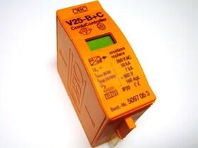 Вставка V25-B+C/0-280, тип 1+2, OBO, 5097053