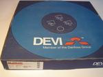 Ostan küttekaablit Deviflex 535 W, 29 m, 230 V, DTIP-18 W/m.