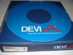 Ostan küttekaablit Deviflex 680 W, 37 m, 230 V, DTIP-18 W/m.