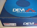 Ostan küttekaablit Deviflex 1340 W, 74 m, 230 V, DTIP-18 W/m.