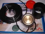 Ostan maapinna temperatuuri andureid termostaadile Devireg™ 850-le