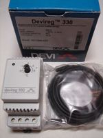 Ostan termostaate Devireg™ 330 (16А) 3600 W.