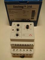 Ostan termostaate Devireg™ 316 (16А) 3600 W.