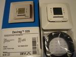 Ostan termostaate Devireg™ 535 (15А) 3450 W.