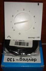 Ostan termostaate Devireg™ 130 (16А) 3600 W.