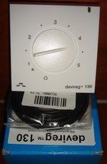 <p> Ostan termostaate Devireg™ 130 (16А) 3600 W.</p>