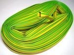 <p> Isoleertoru(rüüs) Ø15mm, kolla-roheline, Hellermann Tyton, 0165-10129</p>