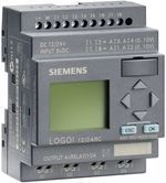 <p> Loogikamoodul LOGO! 12/24RC, Siemens, 6ED1 052-1MD00-0BA6</p>