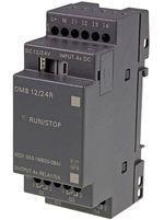 <p> Sisendite-väljundite laendusmoodul LOGO! DM8 12/24R, Siemens, 6ED1 055-1MB00-0BA1</p>