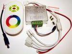 <p> RGB kaugjuhtimispult ja vastuvõtja LED riba juhtimiseks</p>