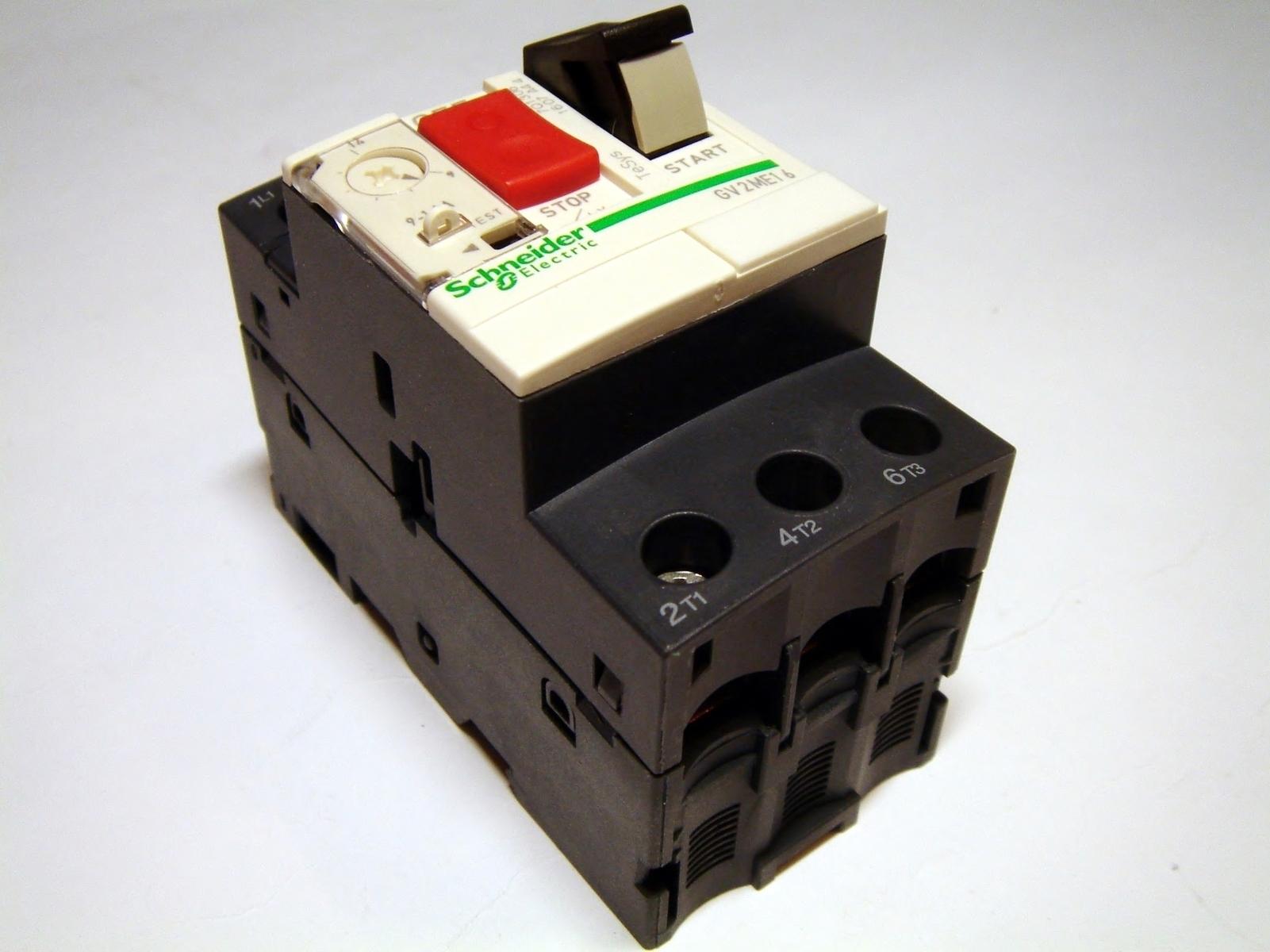 Mootorikaitselüliti 3-faasiline 9 - 14A, Schneider Electric, GV2ME16, 034317