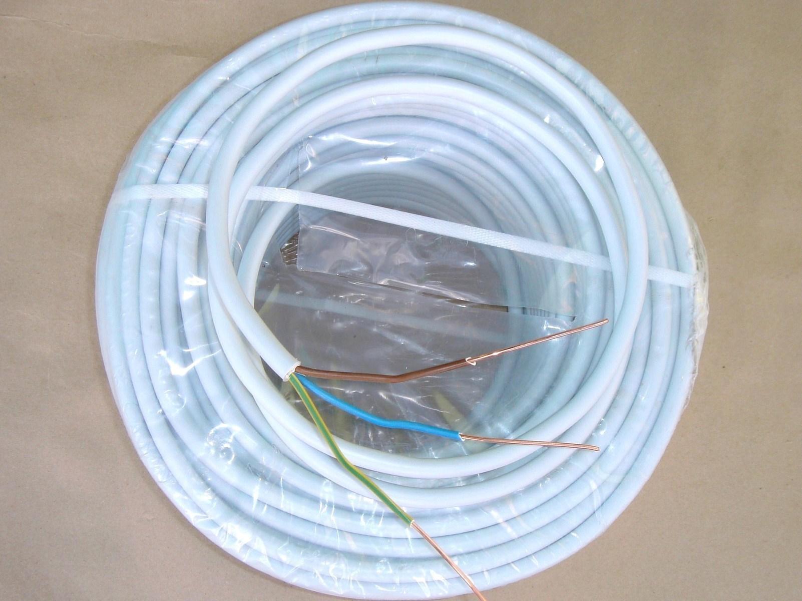 Vaskkaabel 3 G 4 mm², XYM-J, Draka, Keila Cables