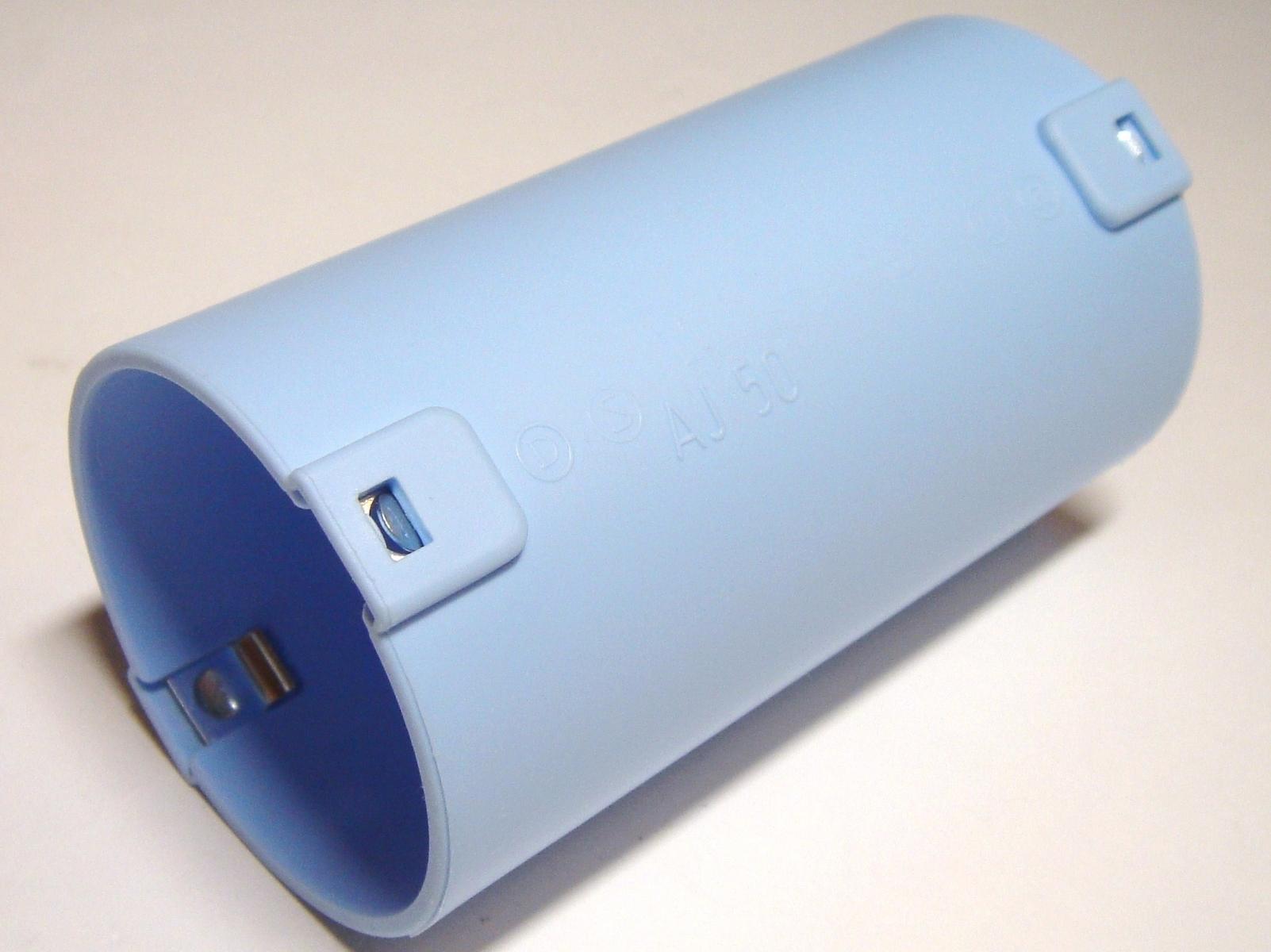 Jätkumuhv Ø50mm, sinine, ABB, AJ50, 2TKA160015G1