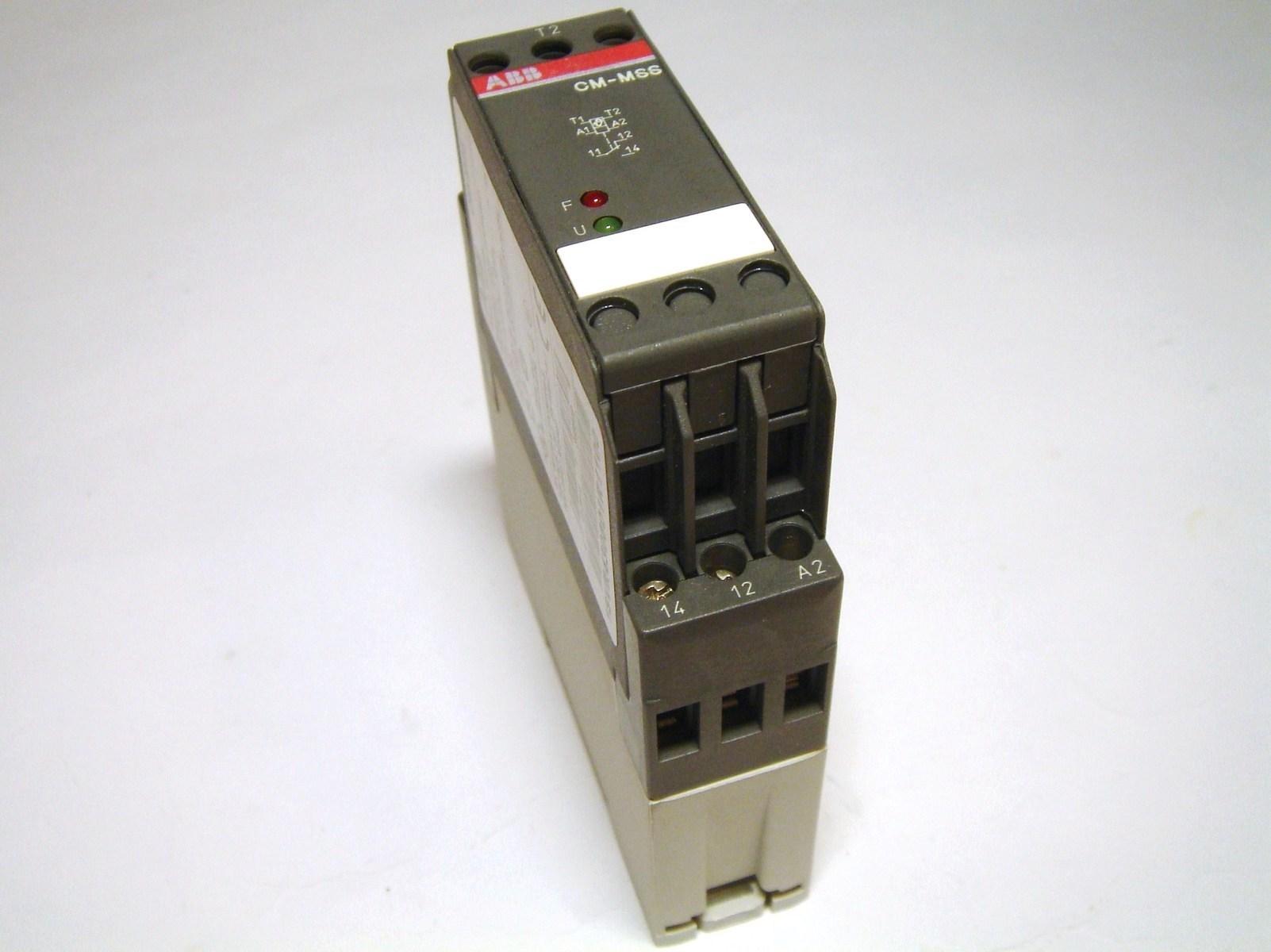 Termistorrelee elektrimootori kaitsmiseks CM-MSS, ABB, 1SVR430801R1100