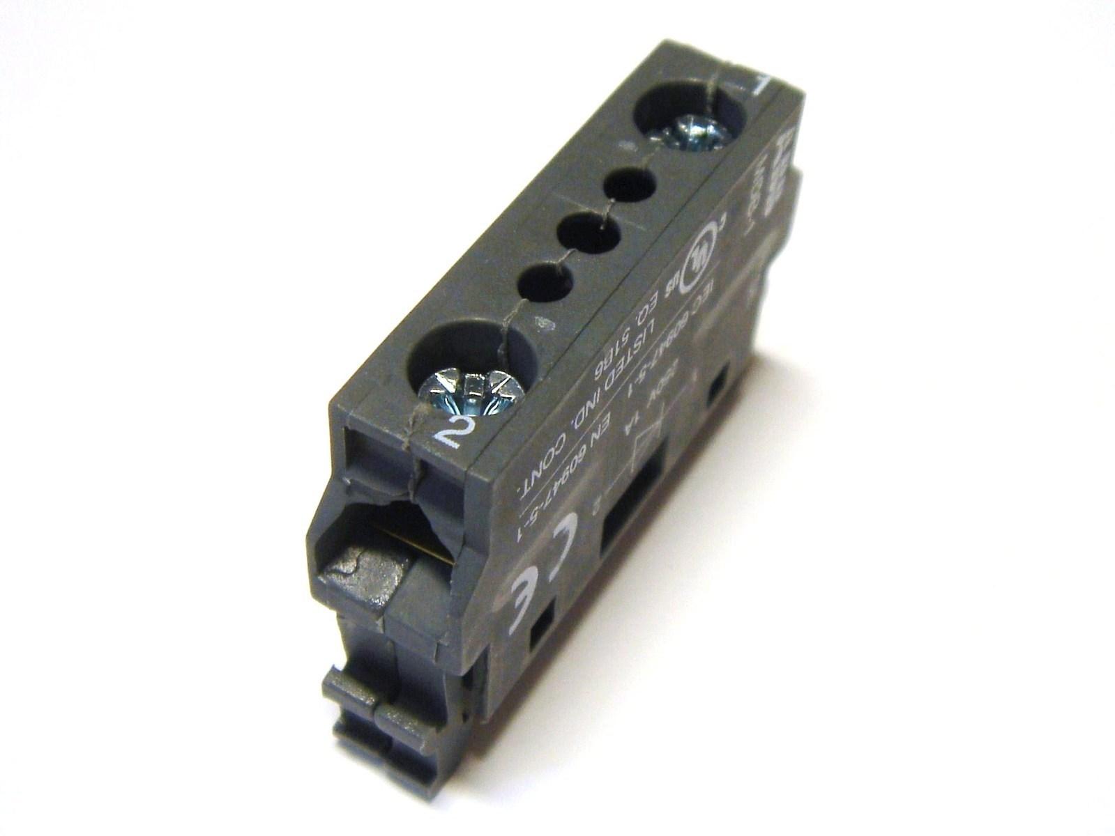 Dioodiplokk MDB-1001, ABB, 1SFA611630R1001, lampide töö kontrollimiseks