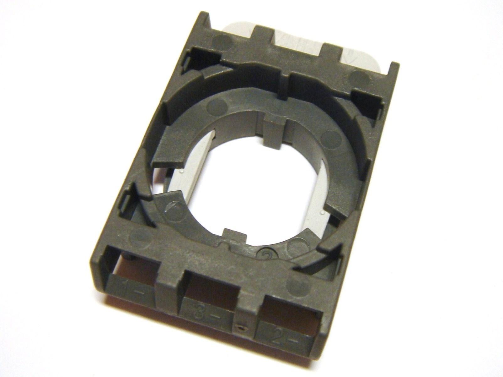 Raam 3-le kontaktiplokkile MCBH-00, ABB, 1SFA611605R1100