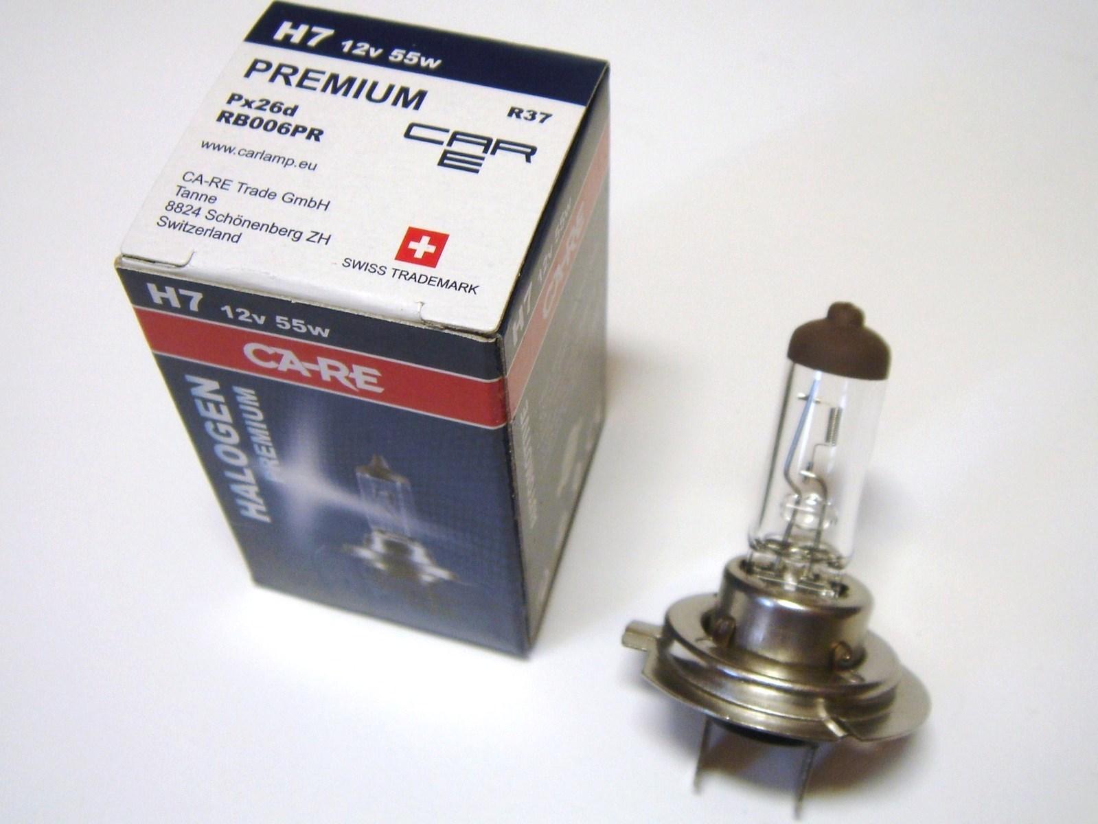 15ebabdcc4e Halogeen autolamp H7, 55W, 12V, Premium, CA-RE, RB006PR, esitulede ...
