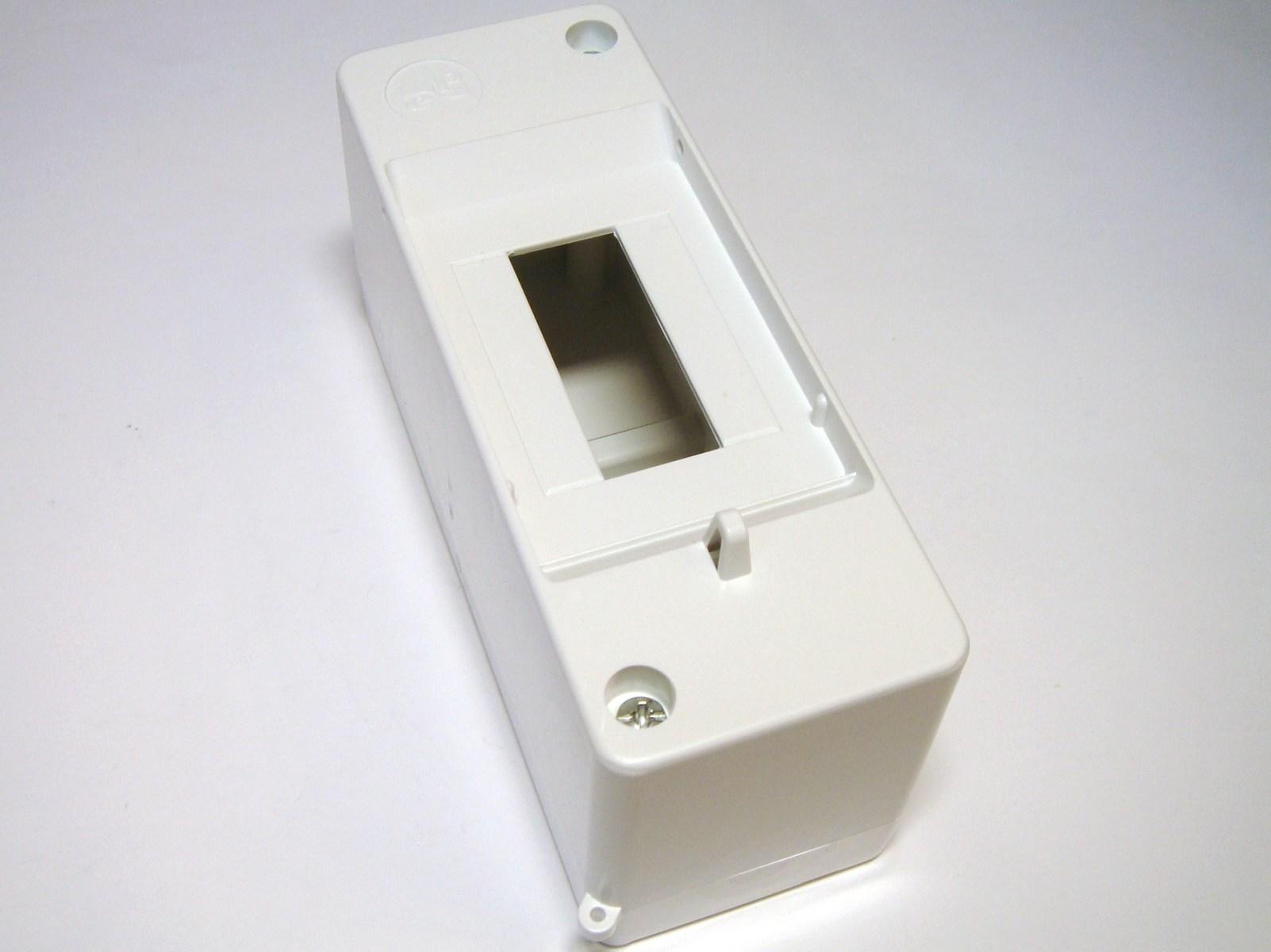 Elektrikilp pinnapealne 2 moodulit, Elektro-Plast, S-2, 0639-00