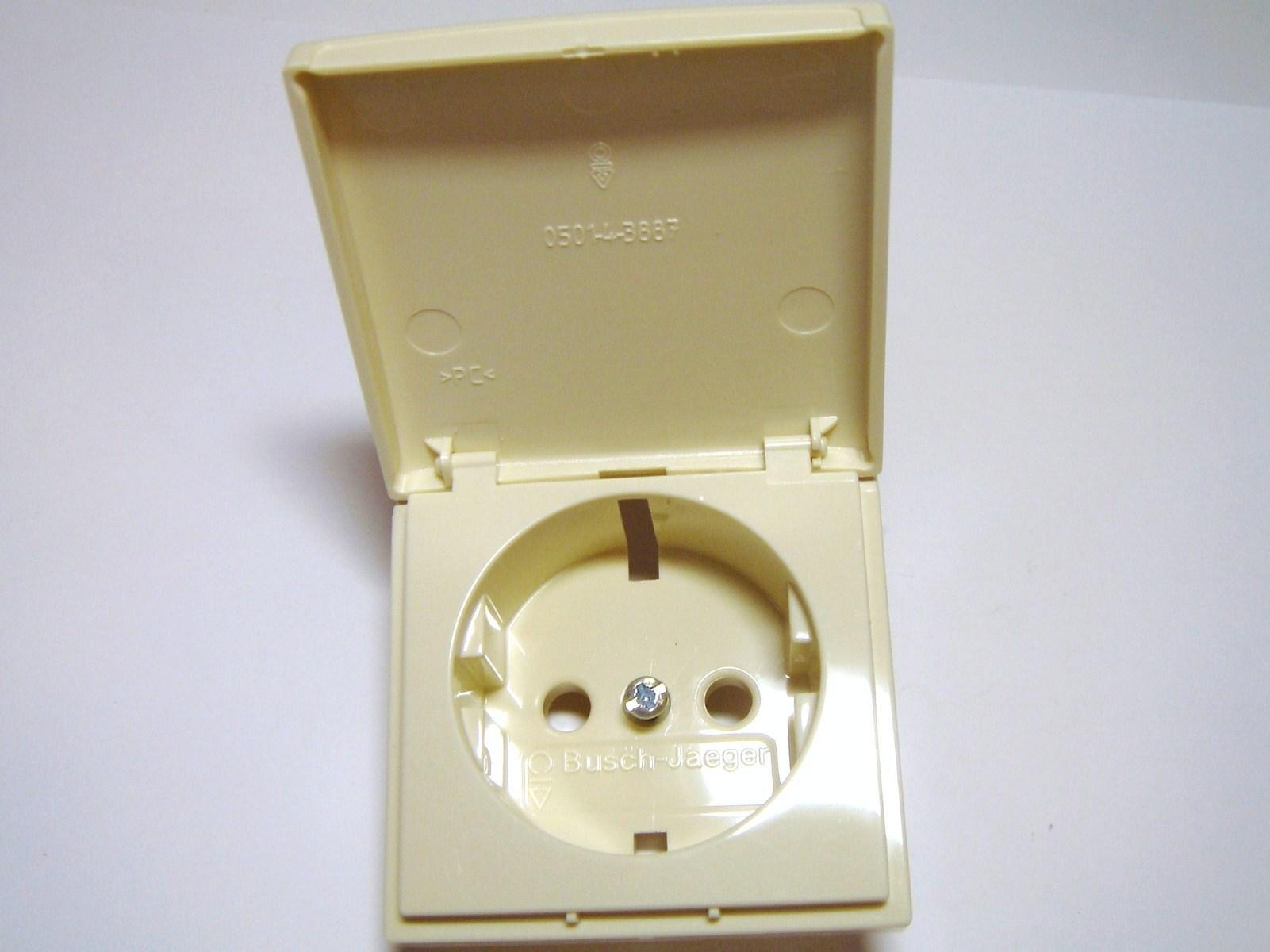 Niiskuskindel keskplaat ABB (sari - Basic55), 20EUK-92-507, süvispaigaldusega pistikupesa sisule