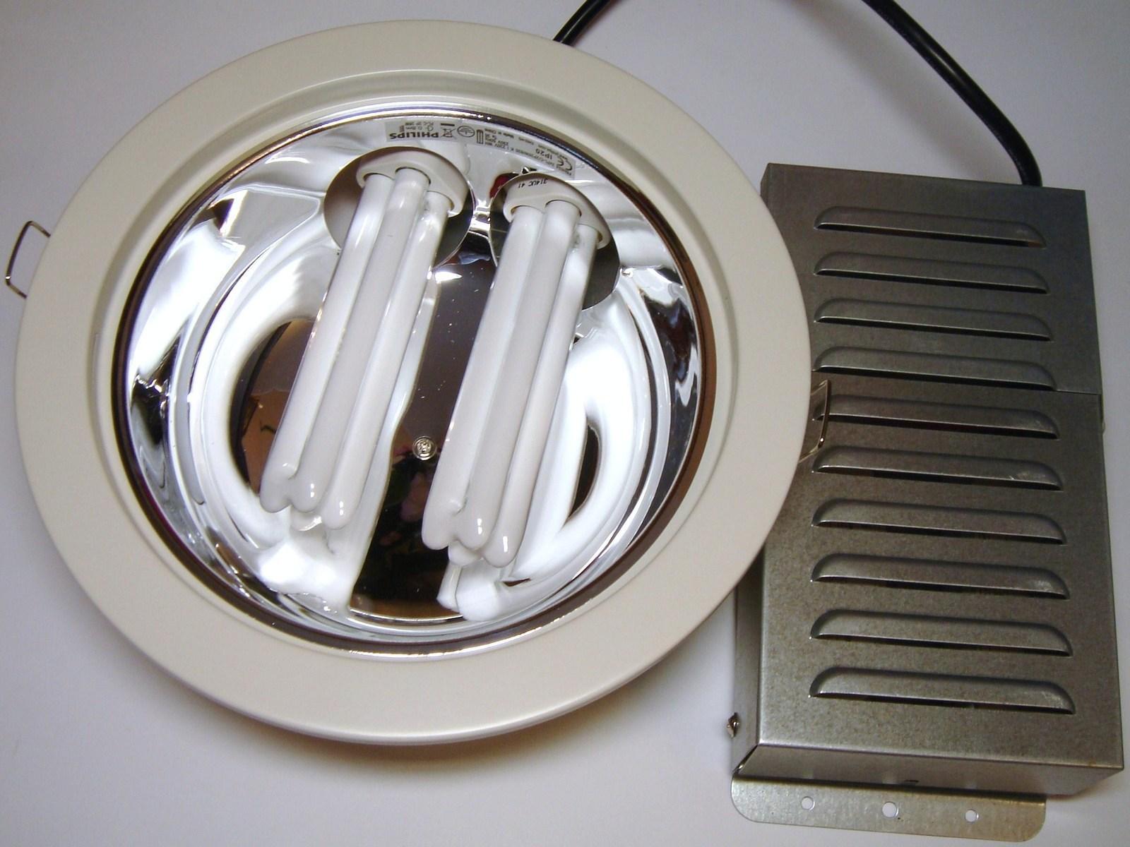 Ripplaevalgusti 2 x 26 W, Philips, FBH024 2xPL-C/2P26W/830 K I 230V WH, 88514599
