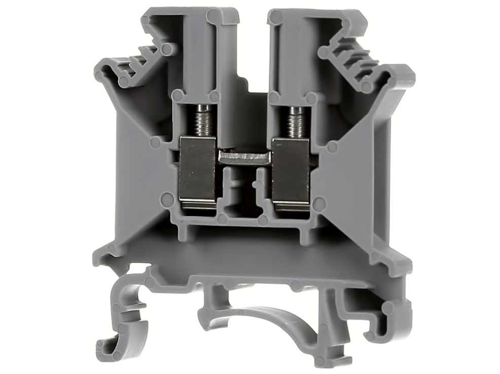 Riviklemm 4 mm², hall, Phoenix Contact, UK 5 N, 3004362