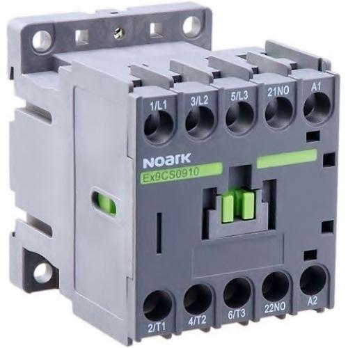 Kontaktor 3-faasiline 20A(13kW), Ex9CS0910, Noark, 101027