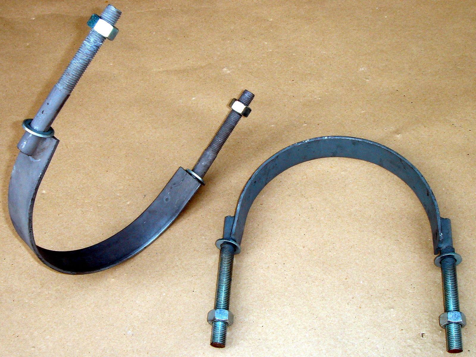 Traaversi klamber TKPL, 240x260 mm.
