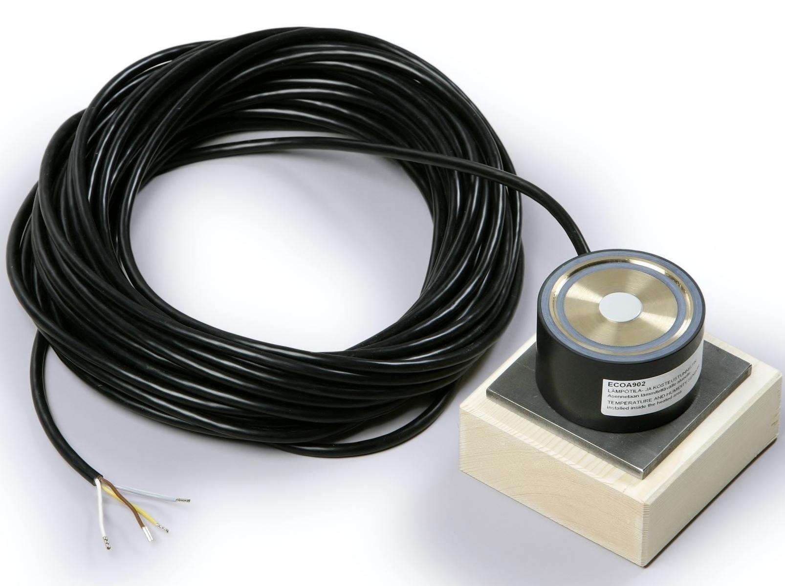 Maapinna temperatuuri ja niiskuse andur ECOA902 termostaadile ECO900, Ensto