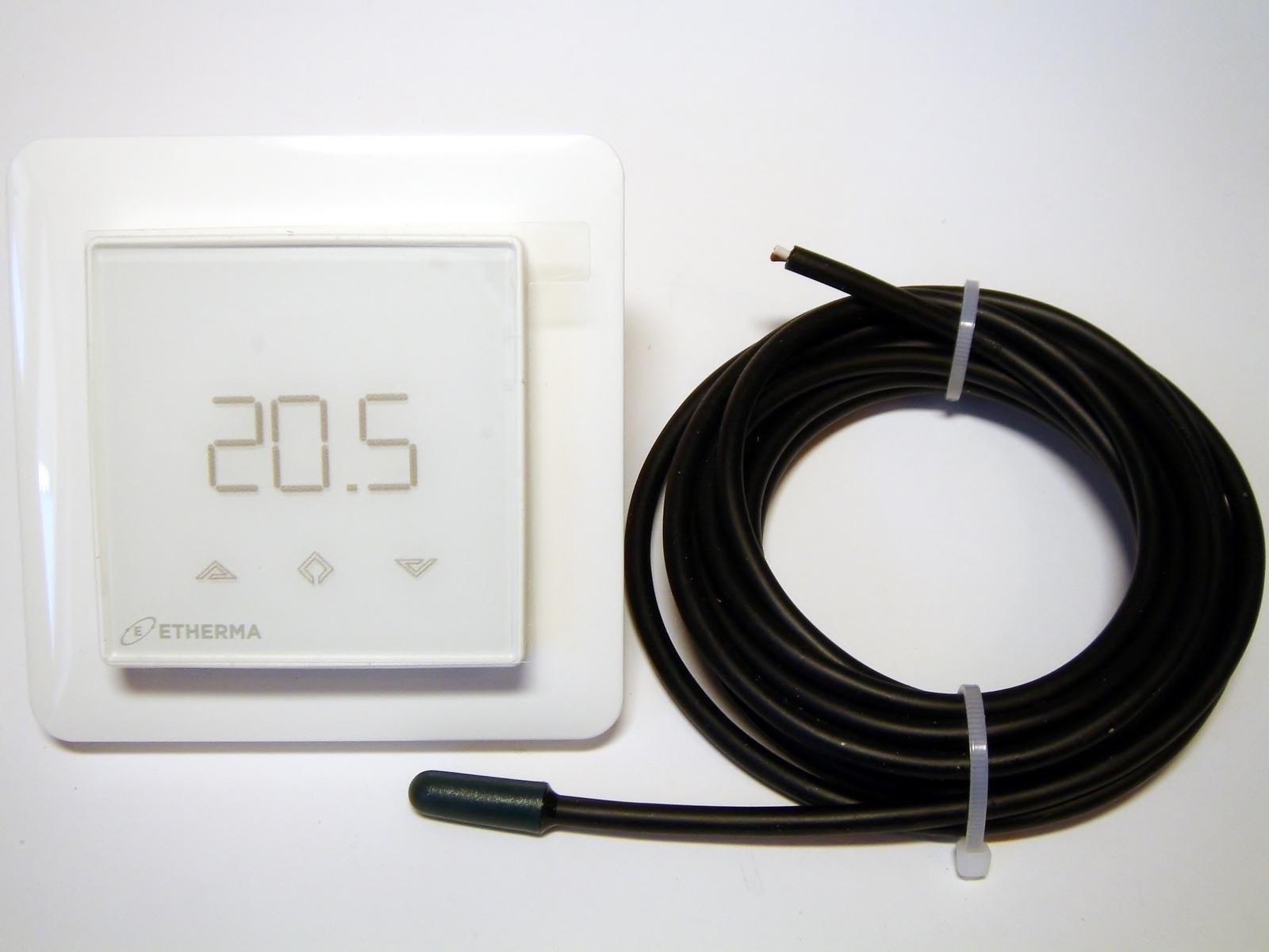 Termostaat ETH-7-Segment, Etherma, (16А) 3600 W