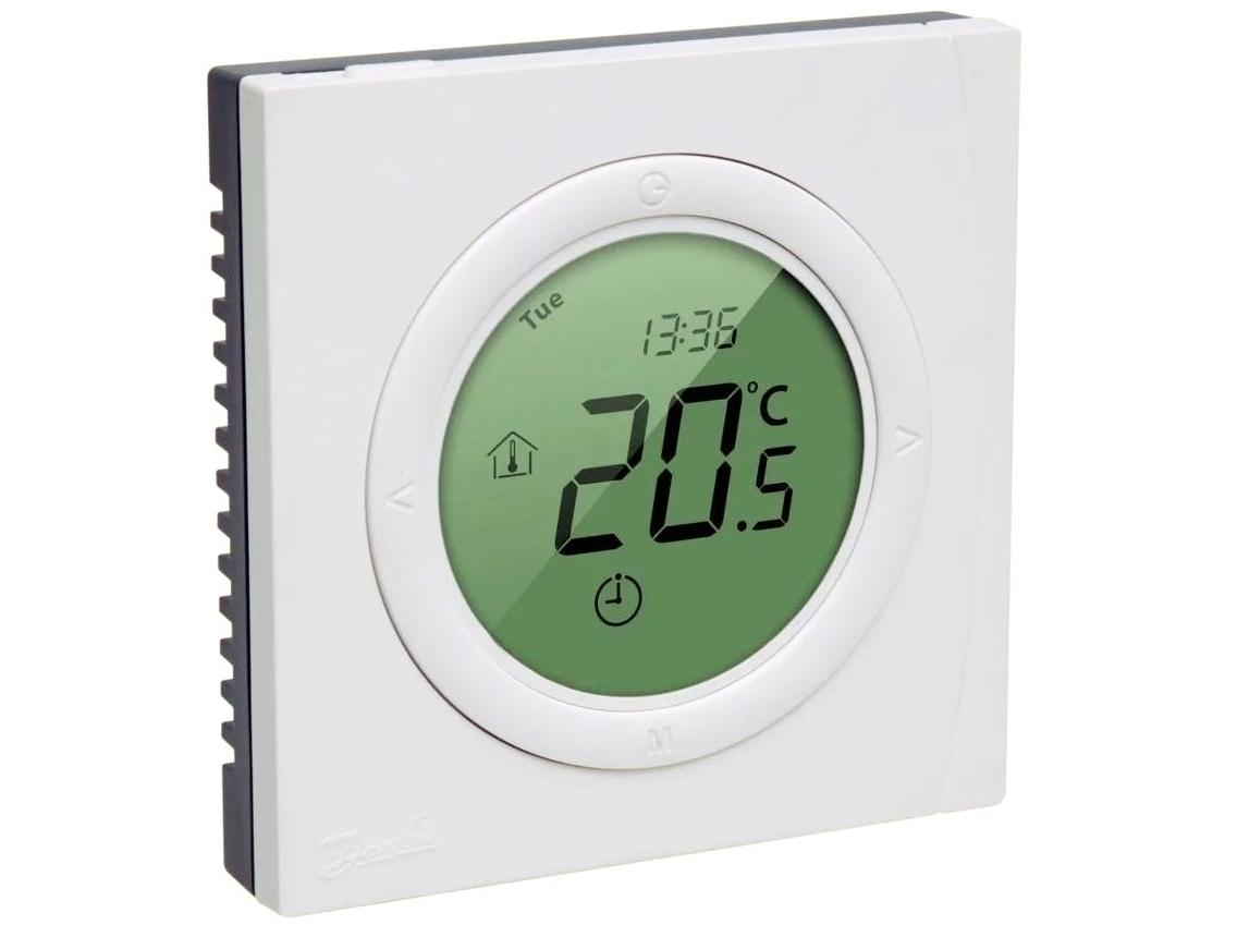 Терморегулятор Danfoss ECtemp Next Plus, (16А) 3680 Вт, 088L0121