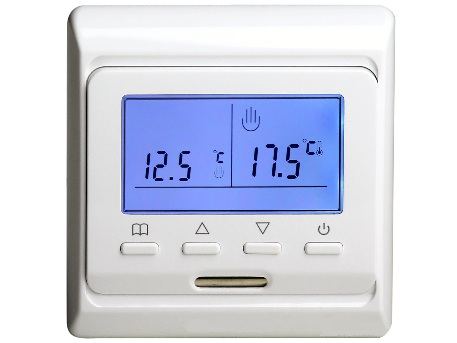 Termostaat Baden 8990 M6.716, (16А) 3680 W.