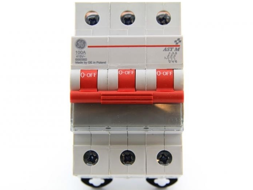 Moodul-kanglüliti 3-faasiline 100A, ASTM10030, General Electric, 666560