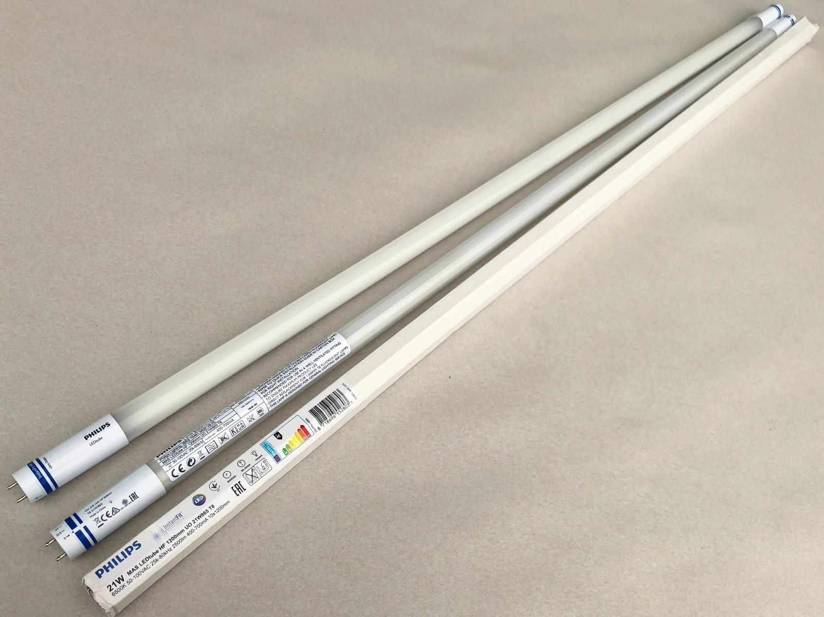 LED toru 21 W, T8, Master LEDtube HF, 21W/865, Philips, 552803