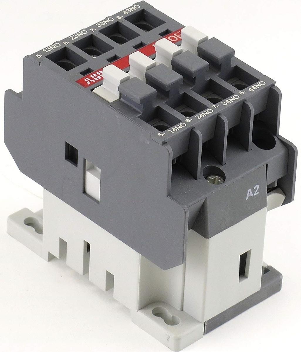 Kontaktor 4NO, 16A(10kW), N40E, ABB, 1SBH141001R8040