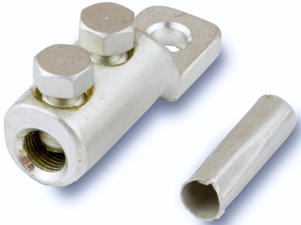 Murdepeadega poltidega kaabliking 6-50 mm², LUG6-50/8LVTIN, Ensto