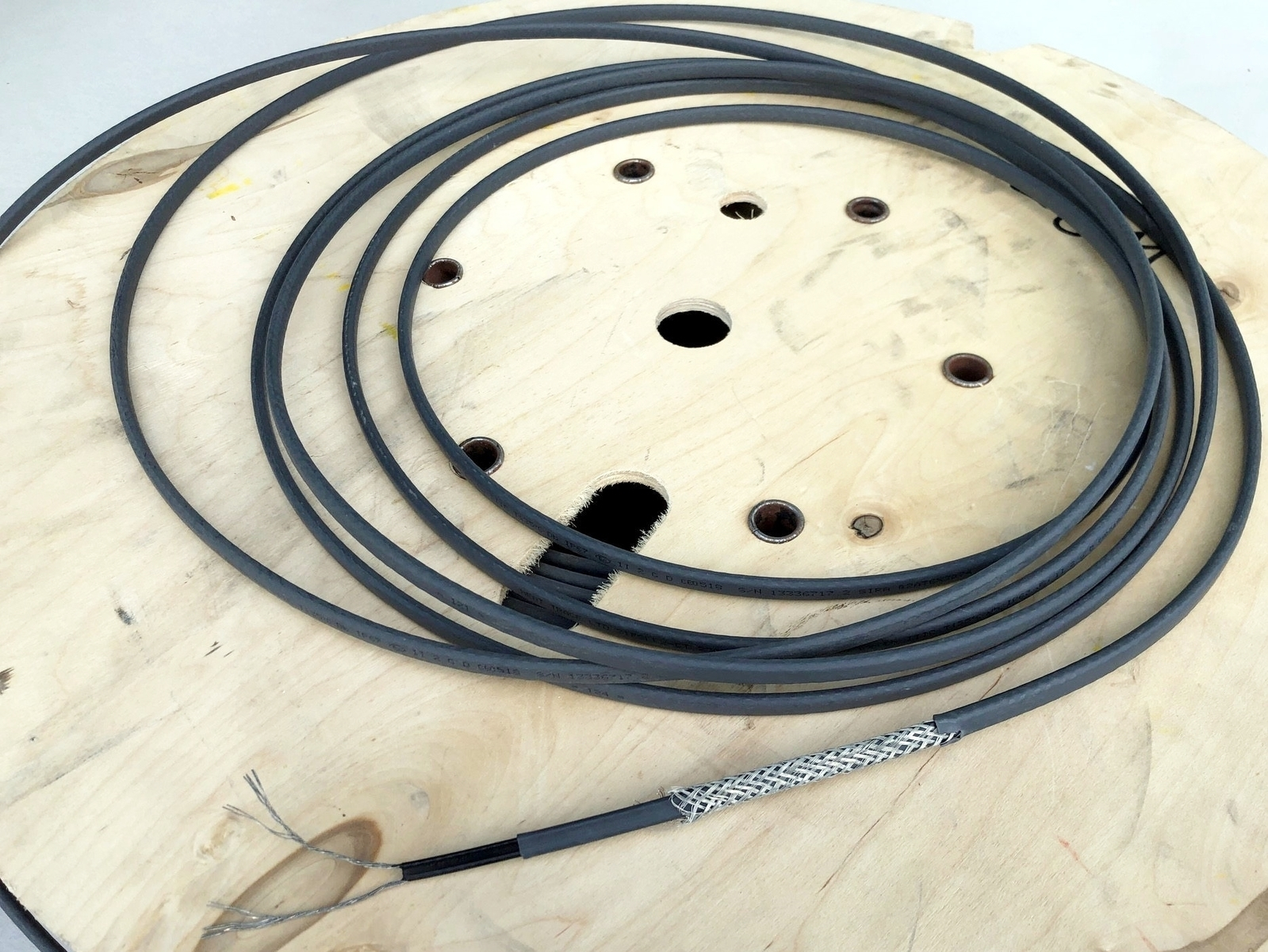 Isereguleeruv küttekaabel 31FSLE2-CT, 31 W/m, 230V, Heat Trace Ltd