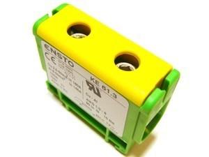 <p> Riviklemm 50 mm², ko/ro, KE61.3, Ensto</p>