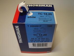 <p> Ostan kaablikinnitus naelklambreid 14-20 mm.</p>