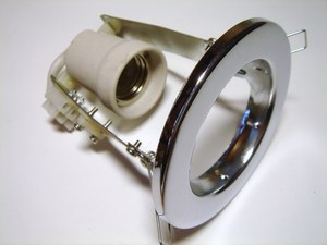 <p> Светильник Realite, CT-2563, цвет хром</p>