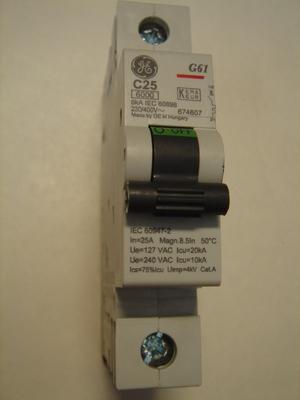 <p> Ostan moodulkaitselüliteid 1-faasilisi, C 25A, General Electric</p>