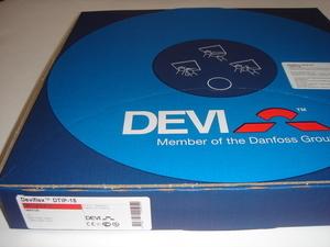 <p> Ostan küttekaablit Deviflex 134 W, 7 m, 230 V, DTIP-18 W/m.</p>