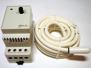 Termostaat Devireg™ 330 (16А) 3600 W, 140F1070