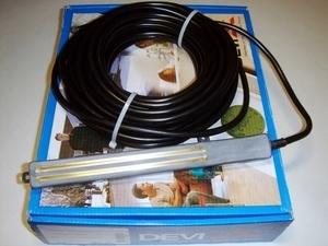 <p> Vihmaveerenni andur termostaadile Devireg™ 850-le, 140F1086</p>