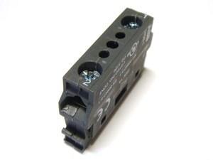 <p> Dioodiplokk MDB-1001, ABB, 1SFA611630R1001, lampide töö kontrollimiseks</p>