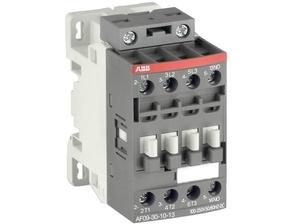 Kontaktor 3-faasiline 25A(16kW), AF09-30-10-13, ABB, 1SBL137001R1310