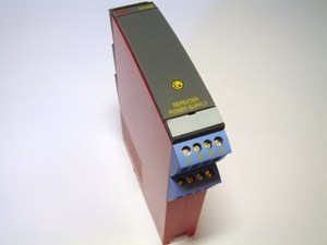 <p> Ex repeater toiteplokk 5104B, PR Electronics</p>