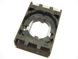 <p> Raam 3-le kontaktiplokkile MCBH-00, ABB, 1SFA611605R1100</p>