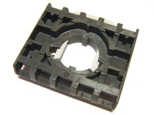 <p> Raam 5-le kontaktiplokkile MCBH5-00, ABB, 1SFA611601R1100</p>